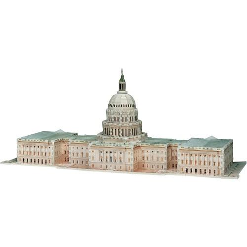 Us Capitol 3D