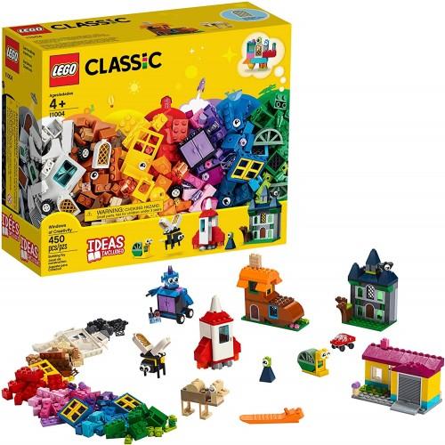 Lego Classic Windows Of Creativity 11004 Building Kit 450