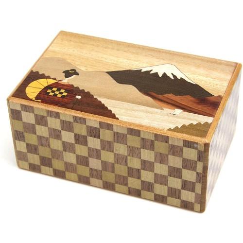 Japanese Puzzle Box 21Steps