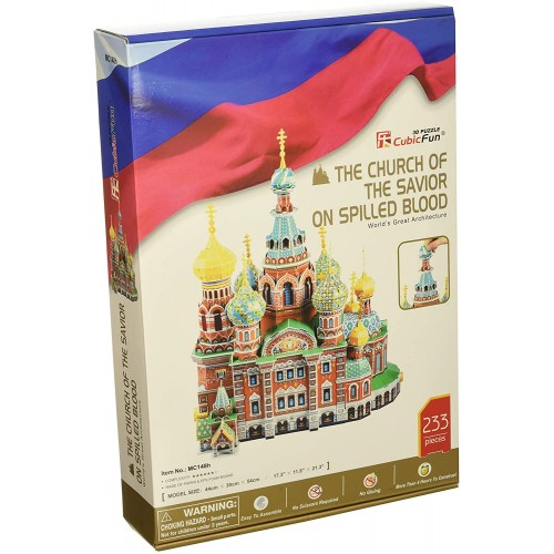 The Church Of Savior On Spilled