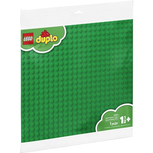 Lego Duplo Creative Play Large Green Building Plate 2304 Kit 1