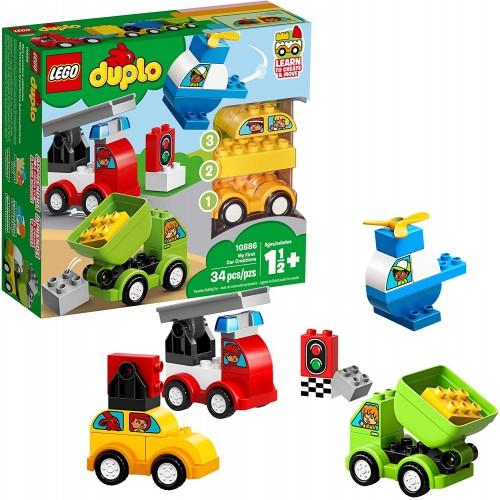 Lego Duplo My First Car Creations 10886 Building Blocks 34