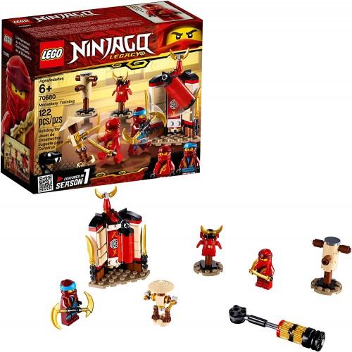 Lego Ninjago Legacy Monastery Training 70680 Building Kit 122