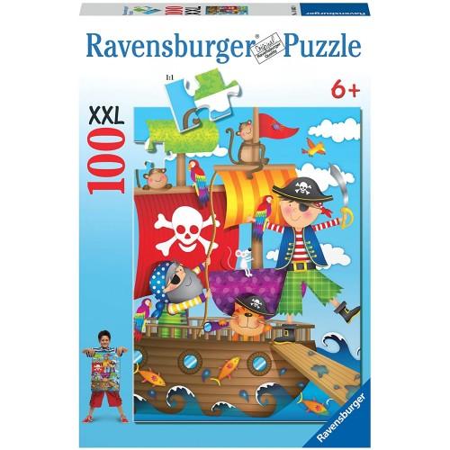 Pirate Adventure 100 Piece