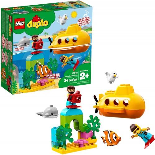 Lego Duplo Town Submarine Adventure 10910 Building Kit 24