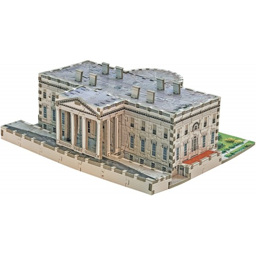 Cardinal Industries White House 3D