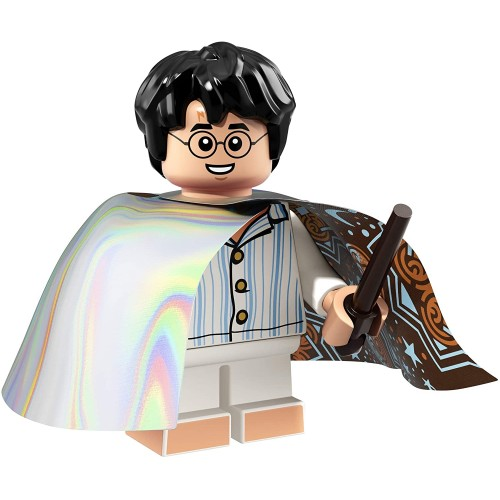 Lego Harry Potter Series With Invisibility Cloak