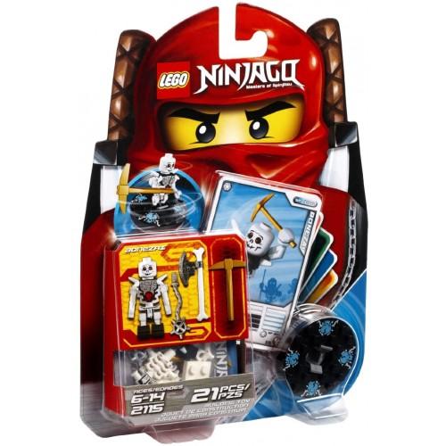 Lego Ninjago Bonezai