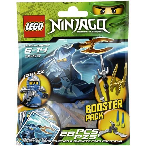 Lego Ninjago Jay Zx