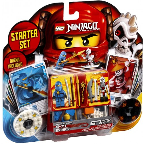 Lego Ninjago Spinjitzu Starter Set 2257 Discontinued By