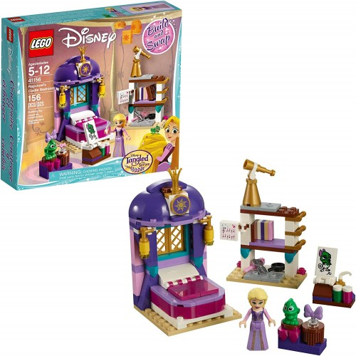 Lego Disney Princess 6213312 Rapunzels Bedroom 41156