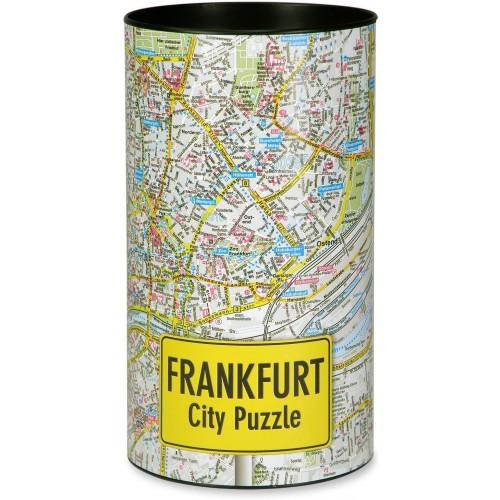 Extragoods City Puzzle Frankfurt Am Main