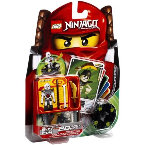 Lego Ninjago Chopov