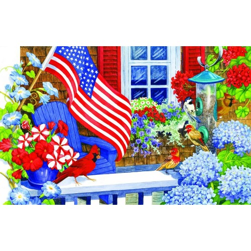 Summer Afternoon 550 Piece Jigsaw Puzzle By