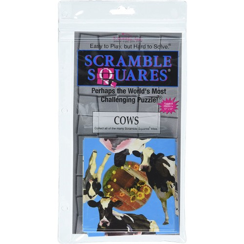 Scramble Squares Puzzle