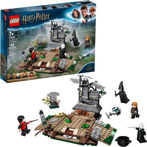 Lego Harry Potter And The Goblet Of Fire Rise Voldemort 75965 Building Kit New 2019 184