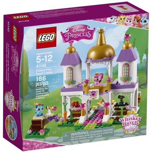 Lego L Disney Whisker Haven Tales With The Palace Pets Royal Castle 41142 Toy