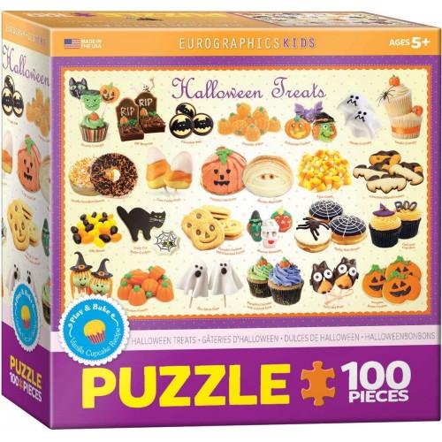 Halloween Treats Puzzle