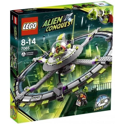 Lego Space Alien Mothership