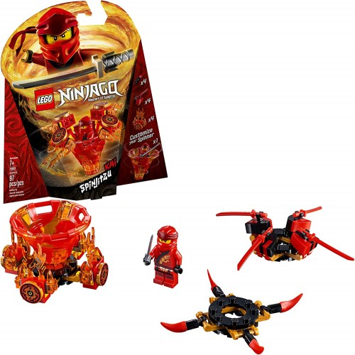 Lego Ninjago Spinjitzu Kai 70659 Building Kit 97