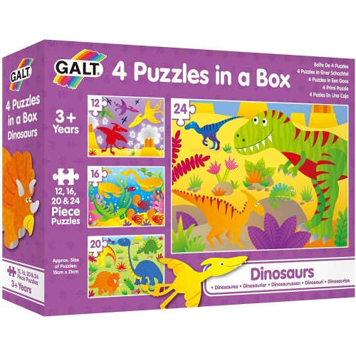 4 Puzzles In A