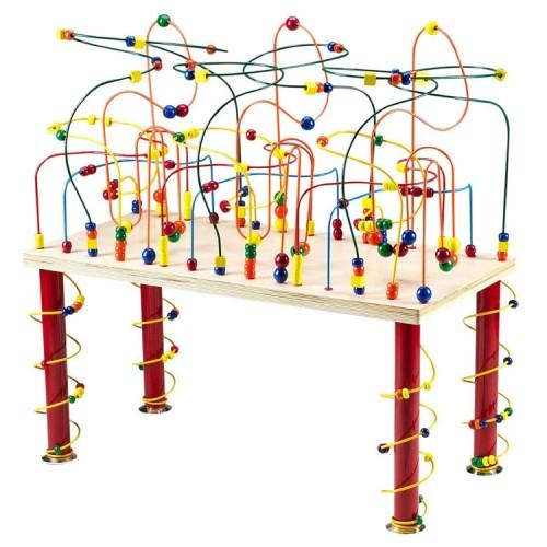 Anatex Jungle Rollercoaster Table