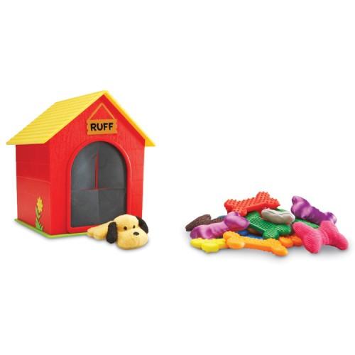 Ruff's House Teaching Tactile Developmental Toy