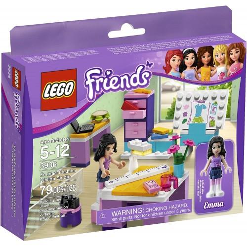 Lego Friends Emmas Design Studio