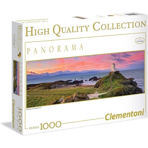 Clementoni Lighthouse Panorama Puzzle 1000