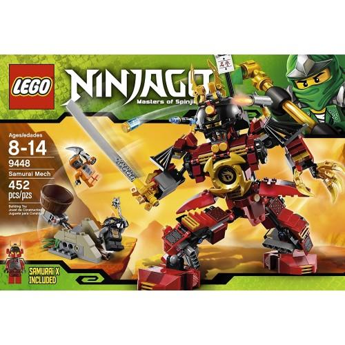 Lego Ninjago 9448 Samurai