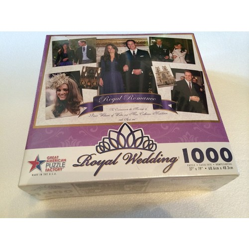 Fundex Royal Wedding 1000 Pieces