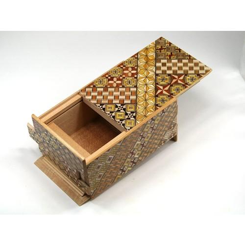 Japanese Puzzle Box 21Steps 5Sun