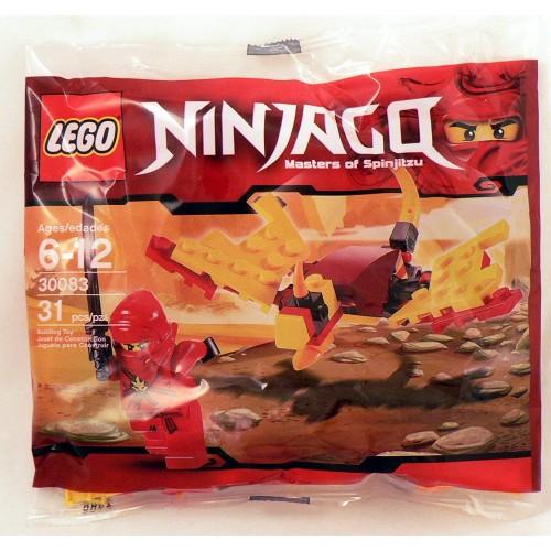 Lego Ninjago Exclusive Mini Figure Set 30083 Dragon Fight