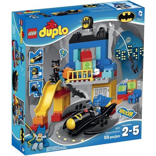 Lego Duplo Super Heroes Batcave Adventure 10545 Building
