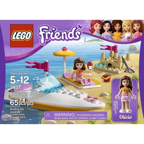 Lego Friends 3937 Olivias