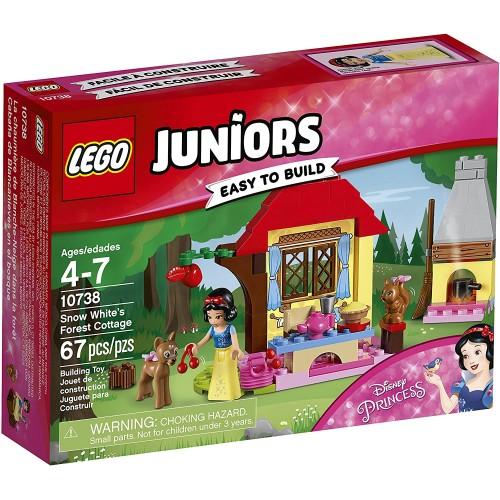 Lego Juniors Snow Whites Forest Cottage 10738 Building Kit 67