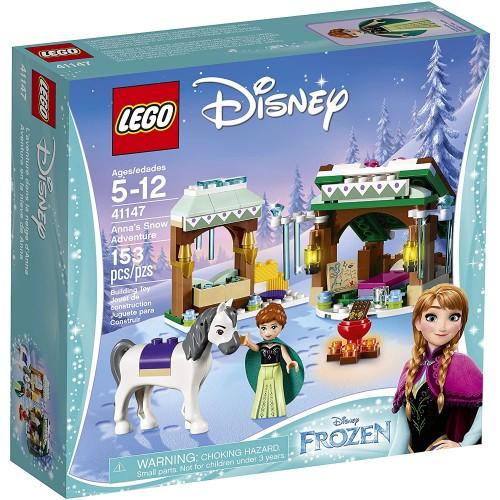 Lego Disney Frozen Annas Snow Adventure 41147 Princess