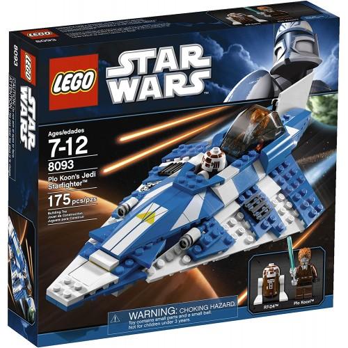 Lego Star Wars Plo Koons Jedi Starfighter