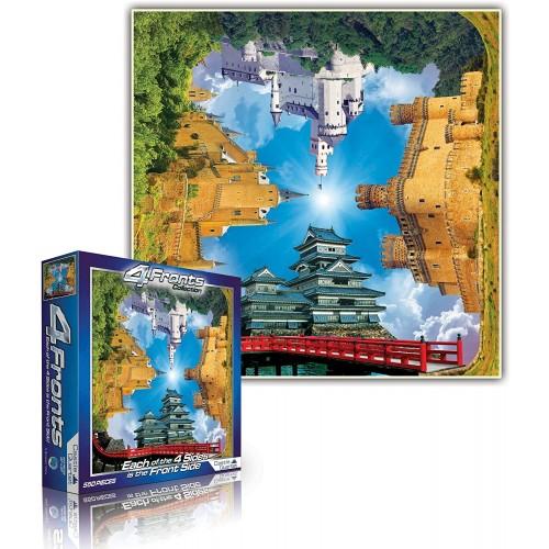 4 Fronts Puzzle Castle