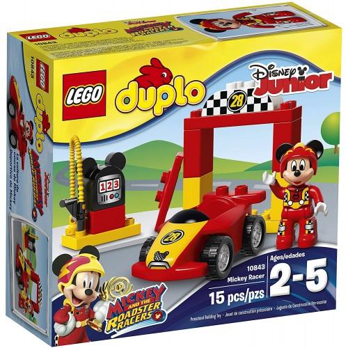 Lego Duplo Brand Disney 6174752 Mickey Racer 10843 Building Kit 15