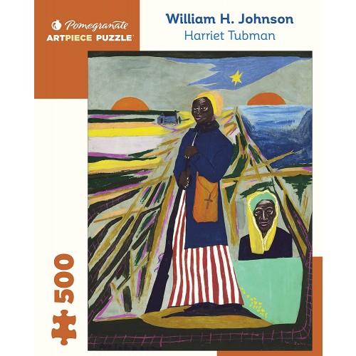 William H Johnson Harriet Tubman 500Piece Jigsaw