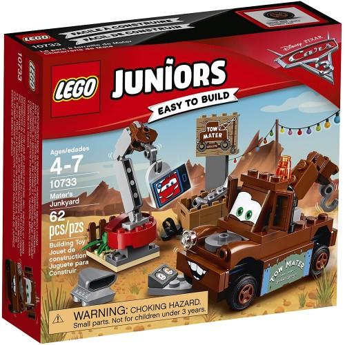 Lego Juniors Maters Junkyard 10733 Building