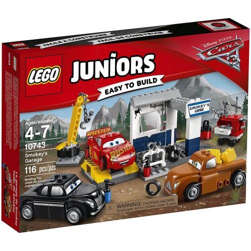 Lego Juniors Smokeys Garage 10743 Building