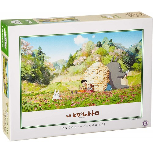 Totoro 500 Pieces Jigsaw Puzzle Finished Size