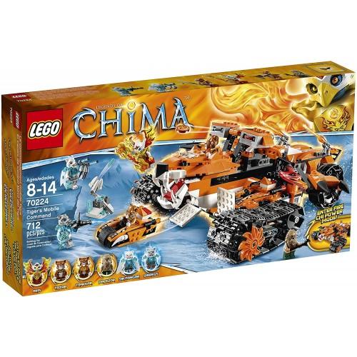 Lego Chima Tigers Mobile Command