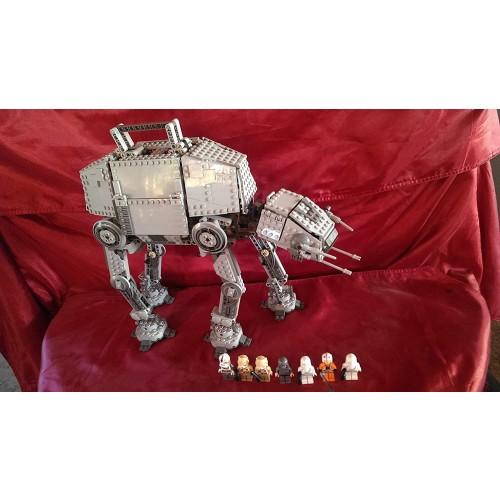 Lego 10178 Star Wars Motorized Walking