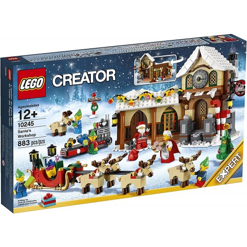 Lego Creator Expert Santas Workshop