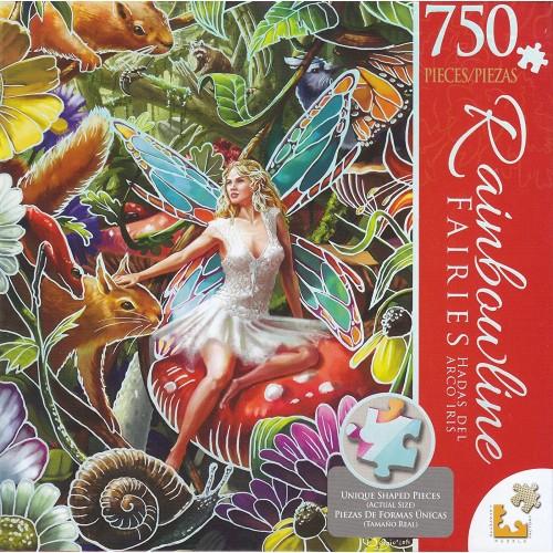 Rainbowline Fairies Summer Forest Fairy 750 Piece
