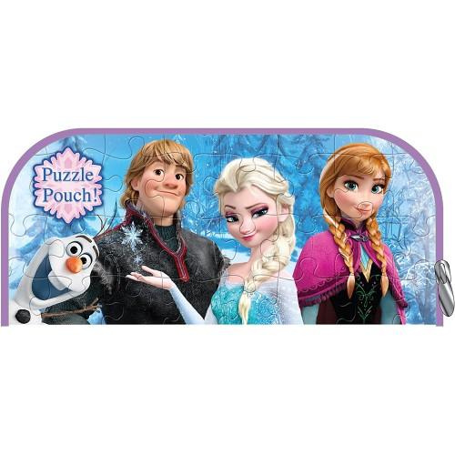 Frozen Puzzle Pouch