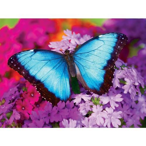 Masterpieces Brilliance Iridescence Butterfly 550 Piece Jigsaw